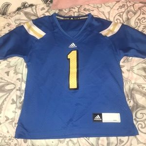 UCLA women's football jersey